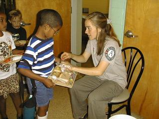 Composting at Schools, 2000-2001