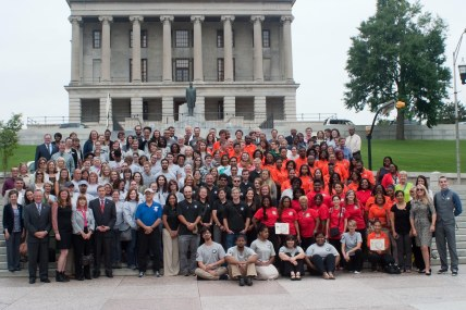 AmeriCorps 20th Anniversary Celebration in Nashville, 2014-2015